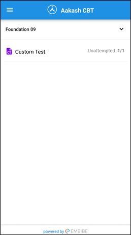 aakash test