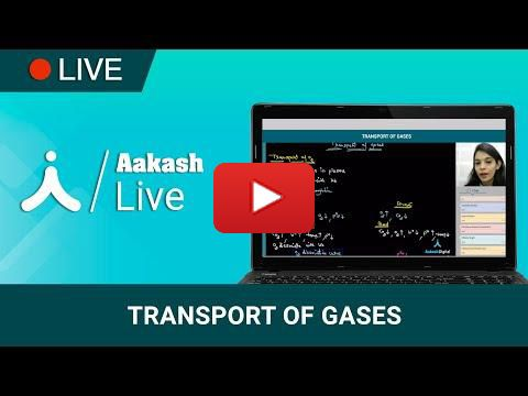 Transport of gases
