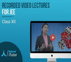 1 Yr Video Lectures with Online Tests & AIATS for Class 12 - JEE (Main & Advanced) & CBSE