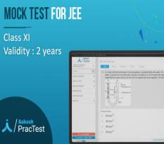 Mock Test for Class XI (JEE)