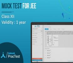 Mock Test for Class XII (JEE)