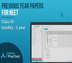Previous Year Papers for Class 12 - NEET, AIIMS & JIPMER
