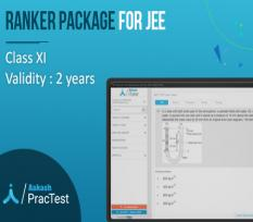 2 Yr Ranker Package (AIATS, Mock Test, DPT & Previous Yr Papers) for Class 11 & 12 - JEE (Main & Advanced)
