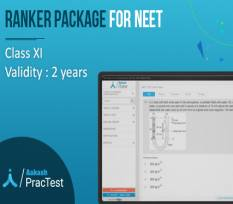 2 Yr Ranker Package (AIATS, Mock Test, DPT & Previous Yr Papers) for Class 11 & 12 - NEET, AIIMS & JIPMER