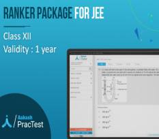 Ranker Package for Class XII (JEE)
