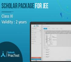 Scholar Package for Class XI (JEE)