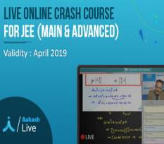 Online Crash Course for JEE (Main & Adv)