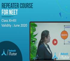 One Year Aakash Live Dropper Course for NEET, AIIMS & JIPMER