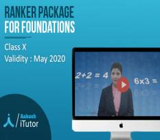 1 Yr Ranker Package (AIATS, DPT, NTSE & Olympiads Test Series) for Class 10 - CBSE, NTSE & Olympiads